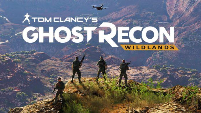 Ghost Recon Wildlands update 1.10