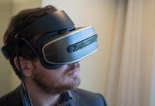 Lenovo Windows Holographic headset