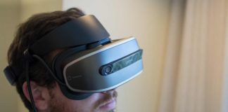 Lenovo Windows Holographic headset