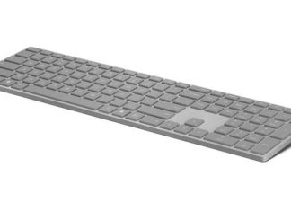 Microsoft Surface Mouse and Surface Keyboard