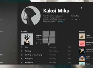 Leaked Project NEON interface in Windows 10 Redstone 3