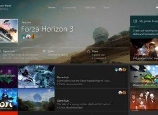 Creators Update for Xbox One
