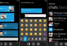 WhatsApp 2.17.70 for Windows Phone