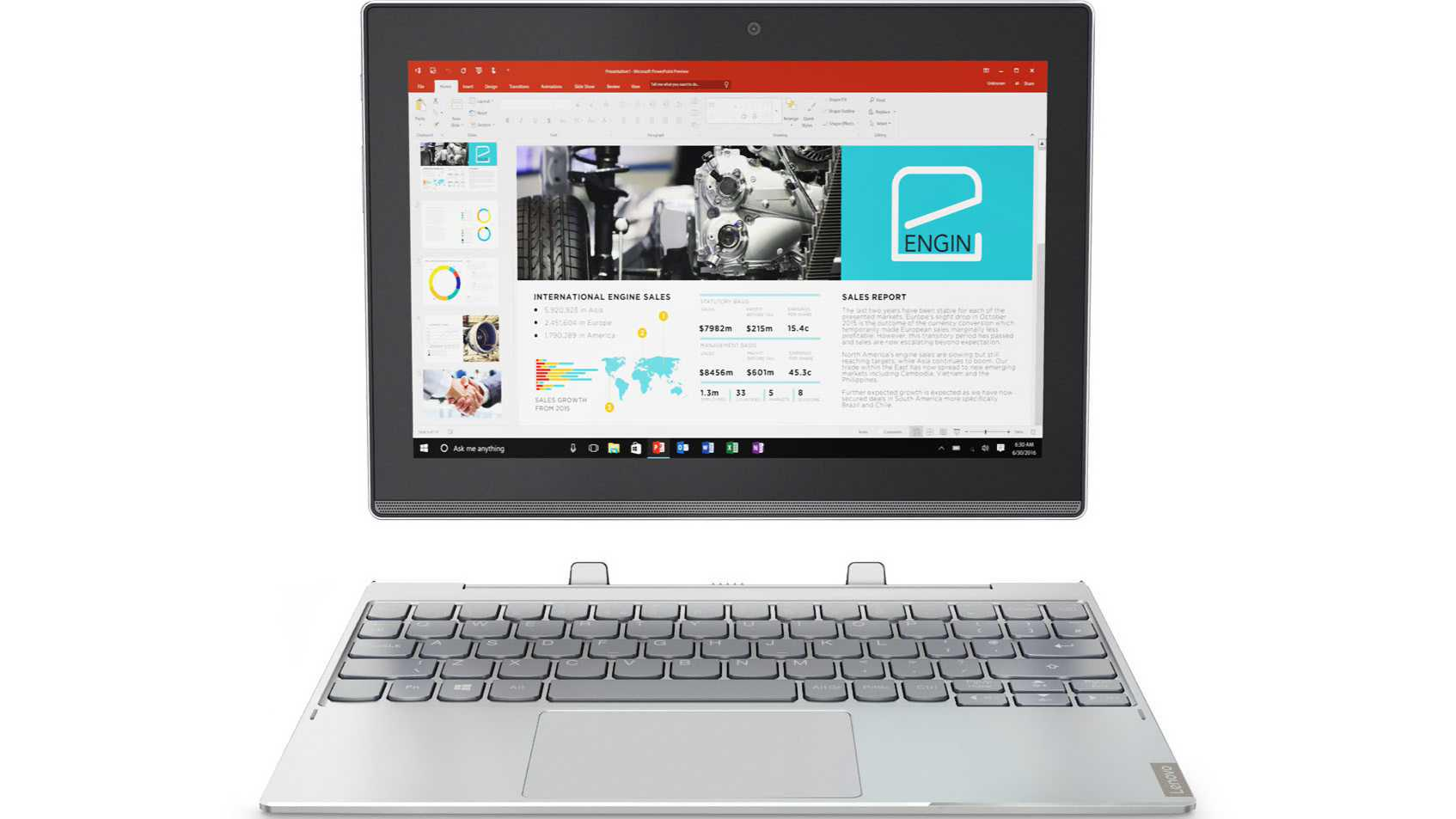 Lenovo Miix 320 detachable