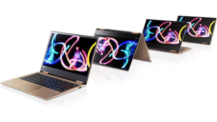 Lenovo Miix 320 detachable and Yoga 720 and 520 convertibles