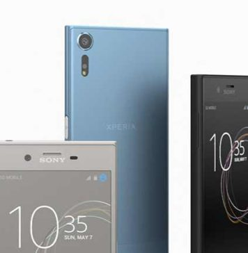 Sony Xperia XZ Premium and Xperia XZs