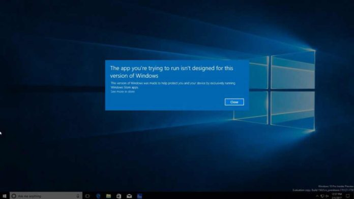 Windows 10 Cloud Build 15025 ISO