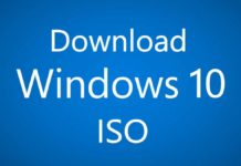 official Download Windows 10 ISO