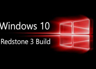Windows 10 Redstone 3 update build 15141
