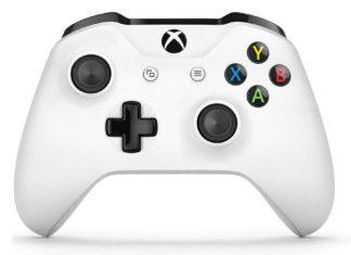 Xbox Wireless Controller white