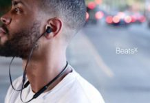 BeatsX now available for purchase from Apple.com