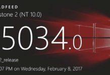 Windows 10 Build 15034 (10.0.15034.1000)
