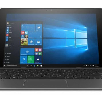 HP Pro x2 612 G2 Windows 10 2-in-1 tablet PC