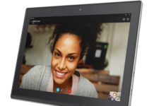 Lenovo Miix 320 Windows tablet