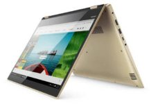 Lenovo Yoga 520 Windows 10 convertible notebook