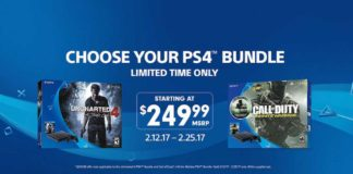 PS4 Bundles now available for $249