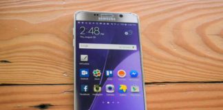 Software update N920GUBS3BQB1 for Galaxy Note 5