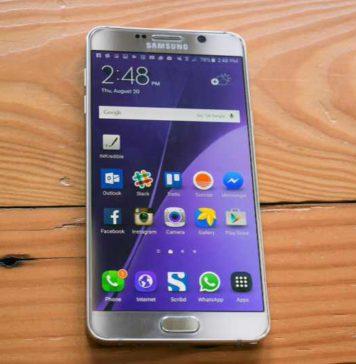 Software update N920GUBS3BQB1 for Galaxy Note 5
