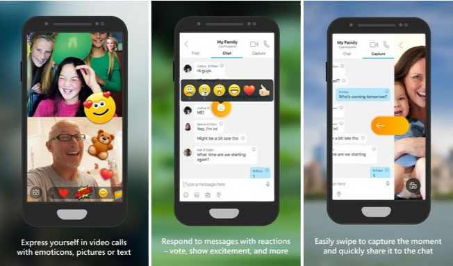 Skype Preview app for Android