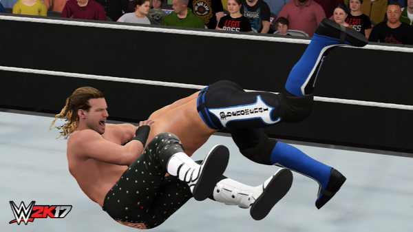 WWE 2K17 game download