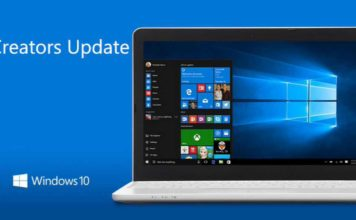 Windows 10 Creators update pc