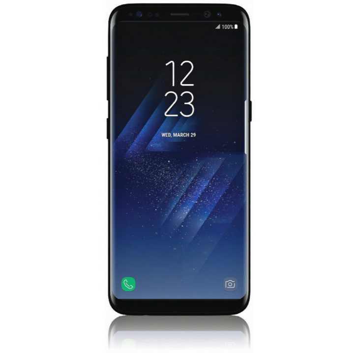 Samsung Galaxy S8 press shot