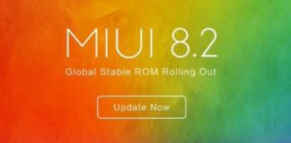 MIUI 8.2 for Xiaomi Mi Mix and Mi Note 2