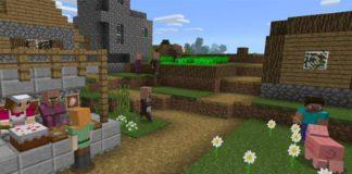 Minecraft 1.0.4 update