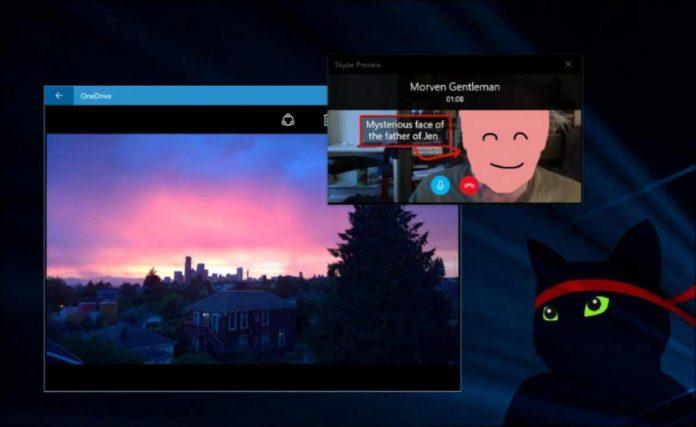 Skype Preview app