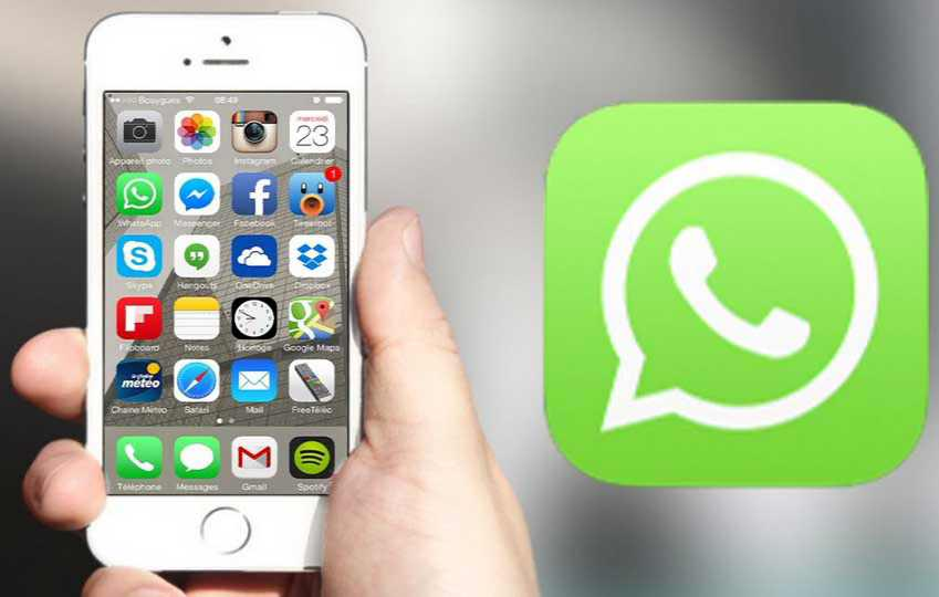 Download whatsapp for ios