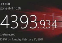 Windows 10 Build 14393.934