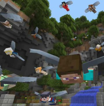 Minecraft Patch 1.44 for PS4 minecraft-glide_wide