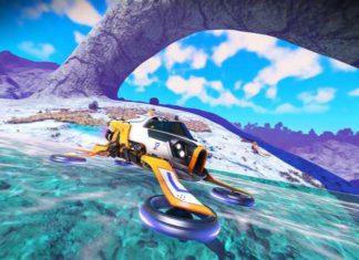 No Man's Sky 1.38 update PS4