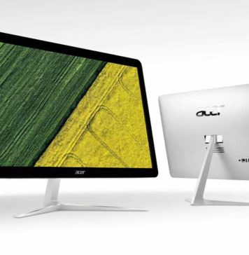 Acer all-in-ones U27