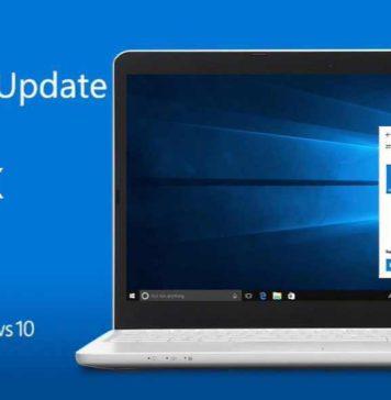 Windows 10 Creators update fix
