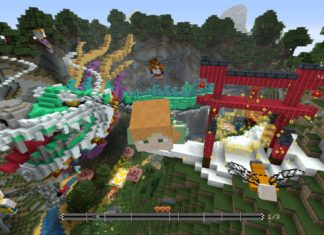 Minecraft Update 1.55 for PS3 sihmar