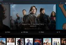 Movies & TV app