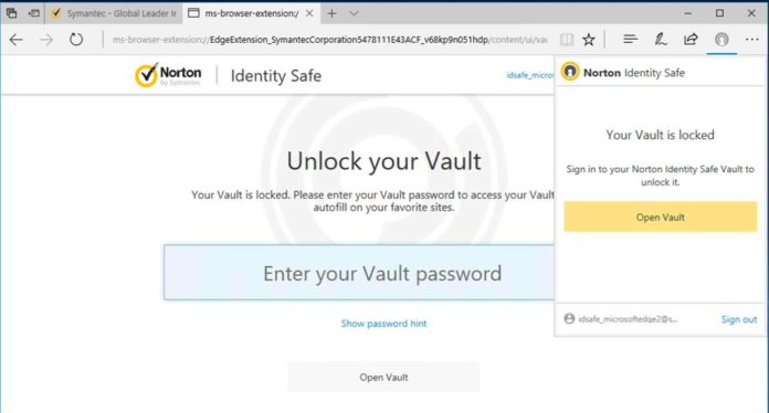 Norton-Identity-Safe-Extension-for-Edge