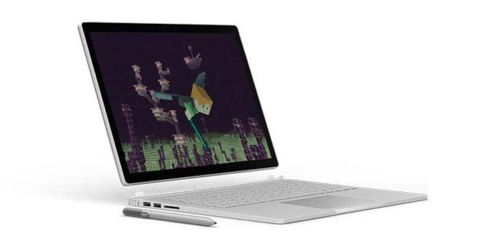 Microsoft Surface-Book