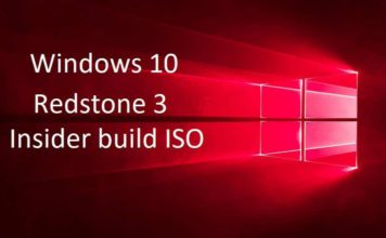 Download Windows 10 Redstone 3