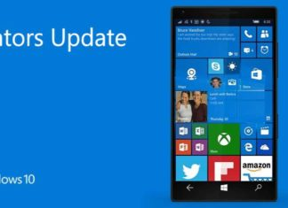 Windows 10 Mobile Creators Update build 10.0.15063.251