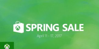Xbox store spring sale 2017