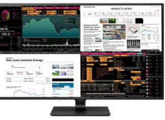 LG 43UD79-B 4k Monitor