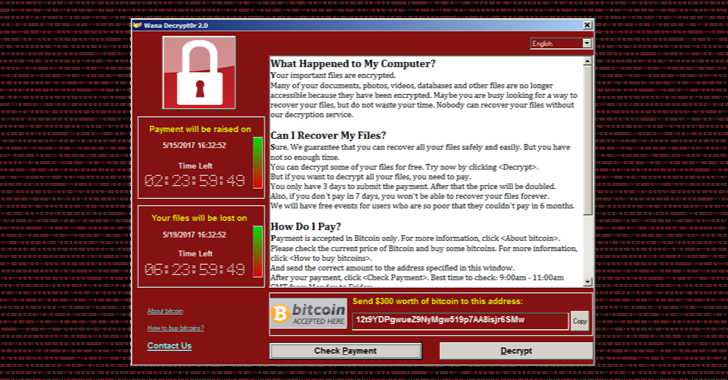 WannaCry-ransomware update KB4012598