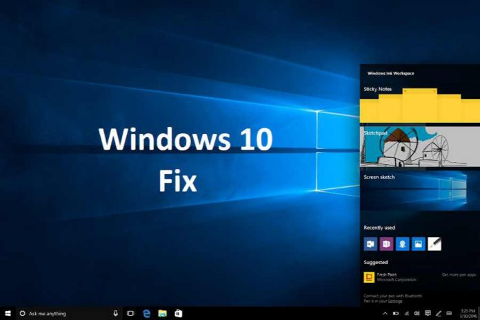Windows 10 update download stuck, failed to install