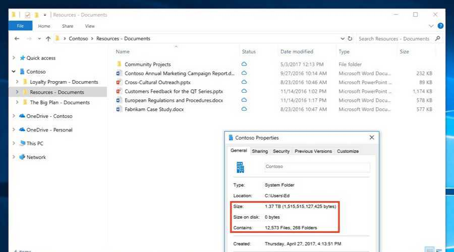 Windows-10-onedrive-files-on-demand