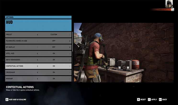 Ghost Recon Wildlands Update 4 for PS4