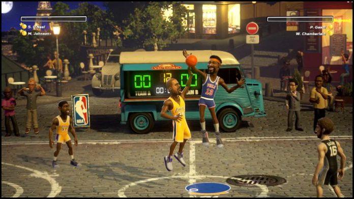 NBA Playgrounds update 1.40