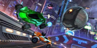 Rocket League update 1.34 neo_tokyo_new_action