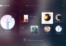 soundcloud for Windows 10-sihmar